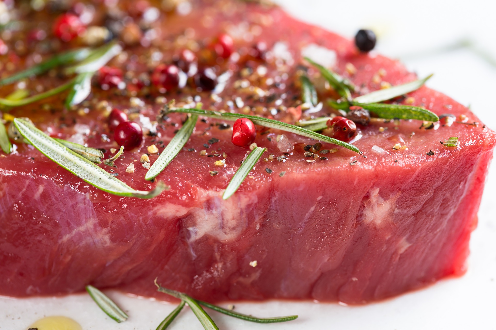 How does red meat affect my gut health?