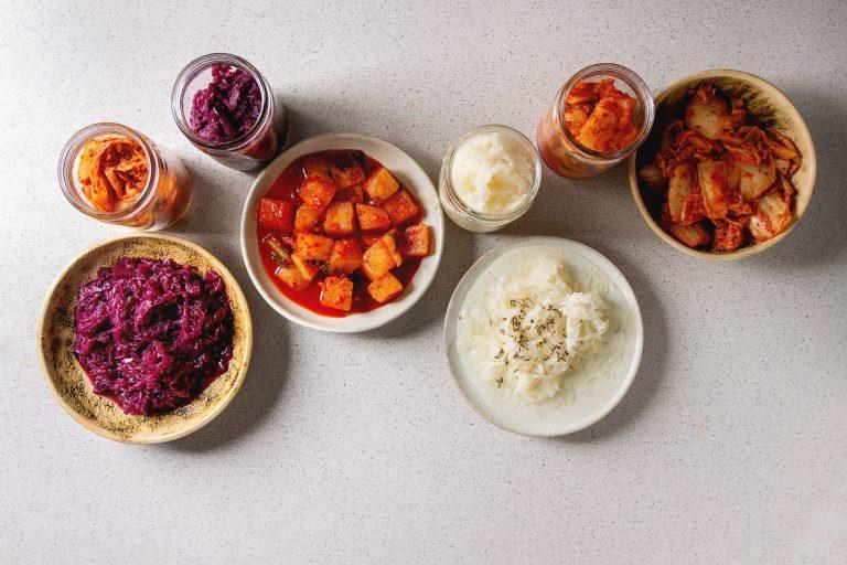 Top Ten Foods for Good Gut Health